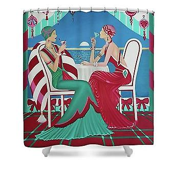 Christmas- Shower Curtain
