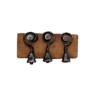 Dolls House viktorianska tjänare Bells Ombord Miniatyr Tillbehör