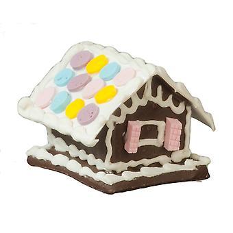 Dolls House Piparkakkutalo Joulu ruokasali Lisävaruste
