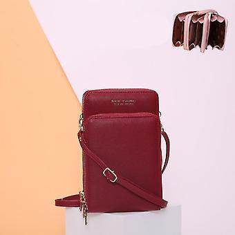 Mini Ženy Messenger Bag