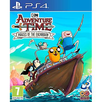 Adventure Time Pirates of the Enchiridion PS4 Game