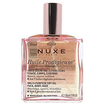 Nuxe Huile Prodigieuse Florale Dry Oil 100ml Face, Body, Hair - All Skin Types