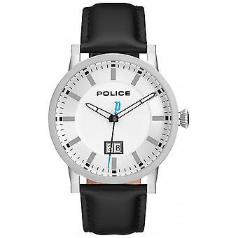 Herre Watch Politi PL15404JS.01, Quartz, 43mm, 5ATM
