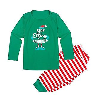Family Christmas Pajamas Set, Matching Clothes Romper Sleepwear
