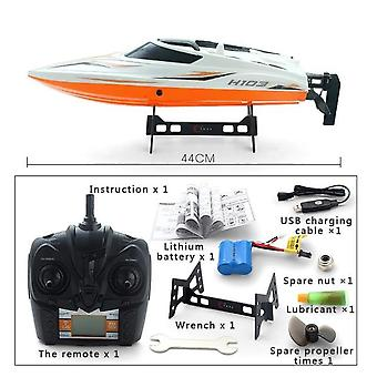 Children's Remote Control Boat Extra-large Size Charge Speedboat