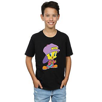 Looney Tunes Pojat Tweety Pie Hip Hop T-paita