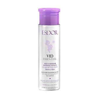 Vid essentiell makeup remover micellar vatten 200 ml