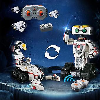 Электронные роботы серии строительных блоков