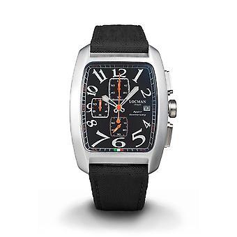 Locman wristwatch SPORT ANNIVERSARY 0470L01S-LLBKORCK