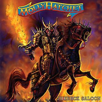 Molly Hatchet - Jukebox Saloon [Vinyl] USA import