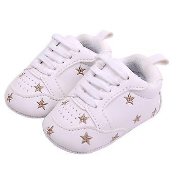 أحذية لحديثي الولادة، أول مشوا الأطفال الصغار لينة أحذية رياضية بو الوحيد