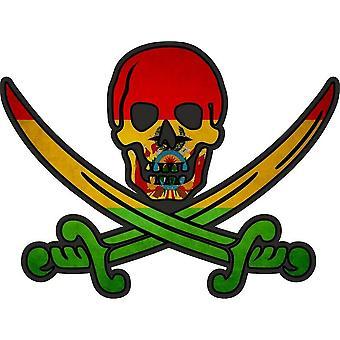 Tarra tarra merirosvo jack rackham calico maa lippu BOL Bolivia