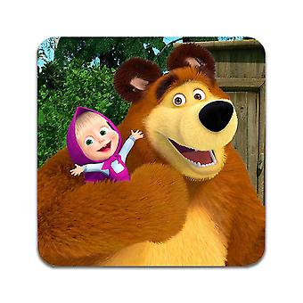 2 ST מאשה ותחתיות דובים