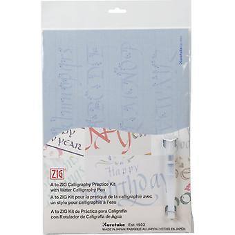 Kuretake Calligraphy Practice Kit