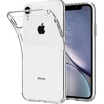 Spigen Liquid Crystal Back cover Apple iPhone XR Transparent