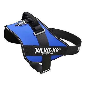 יוליוס-K9 IDC-כוח לכלבים גודל: 4, כחול