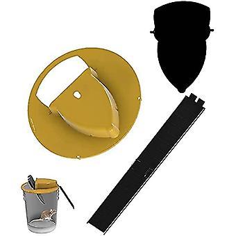 Flip N Slide Bucket Lid Mouse Rat Trap 2pcs 11220