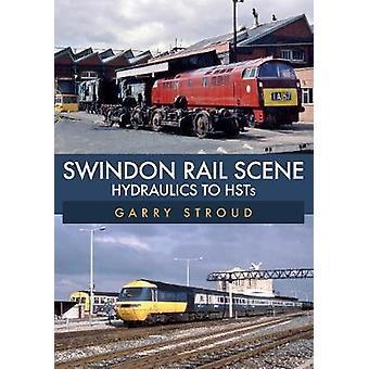 Swindon Rail Scene Hydraulics to HSTs