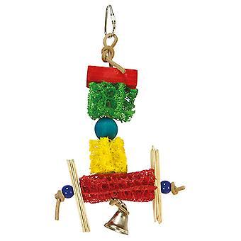 Arquivet Pajaritos and Campana 14 x 23 cm (Vogels , Speelgoed)
