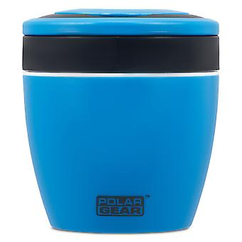 Polar Gear Reheat Me Food Pod, Blue & Black