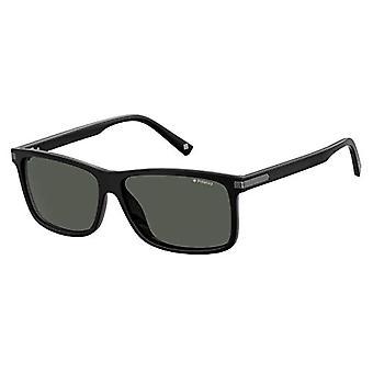 Gafas polaroid pld 2075/S/X gafas de sol, negro, 59 hombres