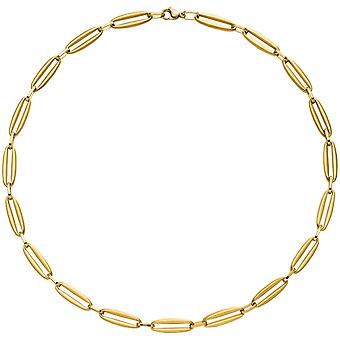 M&M Allemagne MN3431-445 Oval Collection Collier pour femmes