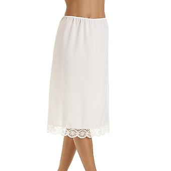 Camille naisten alusvaatteet Ivory nauha helman hyvät 26 tuuman puoli Underslip koot 10-24
