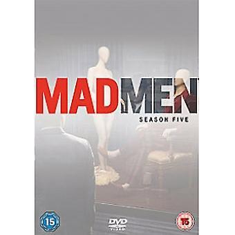 Mad Men Serie 5 DVD