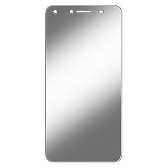 Hama Crystal Clear Clear Y5II 2pc (S Screen Protectors (Clear) Screen Protector, Mobile Phone, Smartphone, Huawei, Y5II, Polyurethane, Clear)