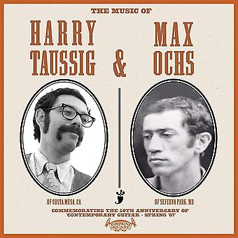 Harry Taussig & Max Ochs – The Music Of Harry Taussig & Max Ochs Vinyl