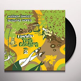 Matthew Sweet &Susanna Hoffs - Under The Covers Vol 2 Edición Limitada Verde