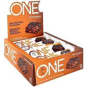 ISS Komplett Oh ja! Eine Tafel, Chocolate Brownie 2,12 oz (Fall von 12)