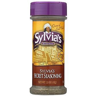 Sylvias Ssnng Secret, Case of 12 X 1.5 Oz
