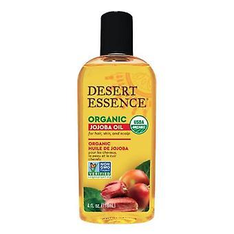 Desert Essence Organic Jojoba Oil, Organic 4 Oz