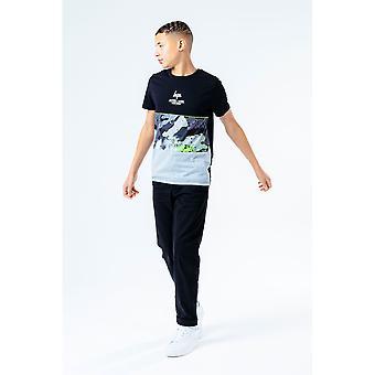 Hype Childrens/Kids Q22 Camo T-Shirt