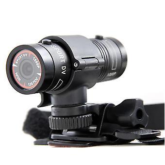 Mini 5mp hd 1080p h.264 vattentät sport dv kamera videokamera bil dvr utomhus cykelhjälm