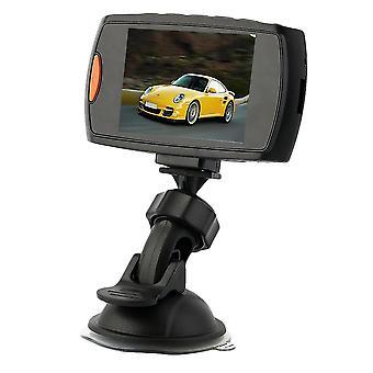 G30 2,4-calowy rejestrator samochodowy 120 stopni Kamera wideo Rejestrator Dash Cam Noktowizor