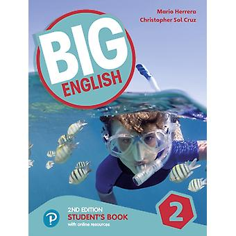 Big English AmE 2nd Edition 2 Student Book with Online World Access Pack