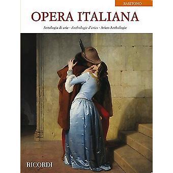 Opera Italiana (Baryton)