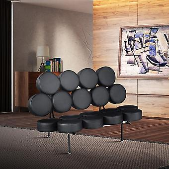 Nelson Marshmallow Sofa With Unique 18-disk Shape