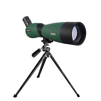 SV403 تلسكوب التكبير 20-60X60mm اكتشاف نطاق متعدد المغلفة البصريات أحادية 64-43ft/1000yards ث /