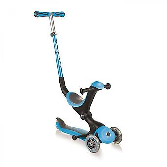 Go Up Deluxe Convertible Scooter - Sky Blue