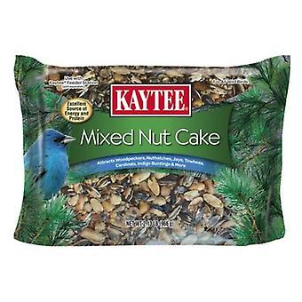 Kaytee Wild Bird Energy Cake med blandade nötter - 2.13 lbs