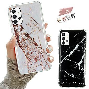 Samsung Galaxy A32 5g - Skal / Skydd / Marmor