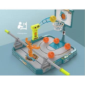 Pentru copii Desktop Baschet jucărie părinte copil interactive dublu vârful degetelor Shooting Game Machine