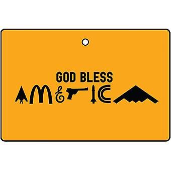 Dios bendiga América ambientador de aire