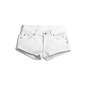 Jesus Jeans 5 Pocket Shorts 1000 WH kvinde 4001UU0