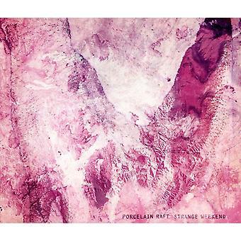 Porslin flotte - konstig helg [CD] USA import