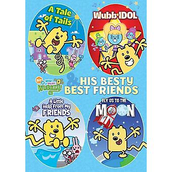 Importare Wubbzy & His Besty Best Friends [DVD] Stati Uniti d'America