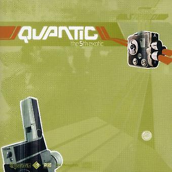 Quantic - 5th Exotic [CD] USA import